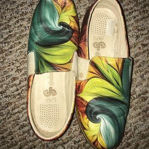 94ca86458ed Los Ojo Shoes - Los Ojos colorful slip on women s shoe